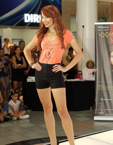 segundo reto del mall tour de miss universe puerto rico 2014