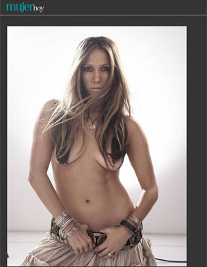 Primera Hora Se Filtran Presuntas Fotos De Jennifer López Desnuda
