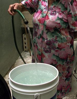 Primera Hora - Conoce las zonas donde podría faltar el agua