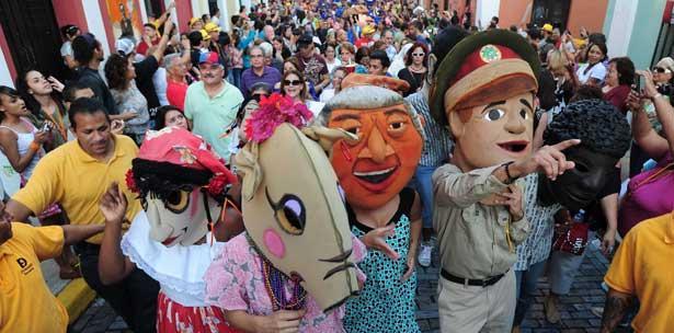 Todo Listo Para Las Fiestas De La Calle San Sebastián