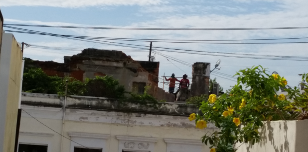 Se allana empresa que inició demolición en Viejo San Juan