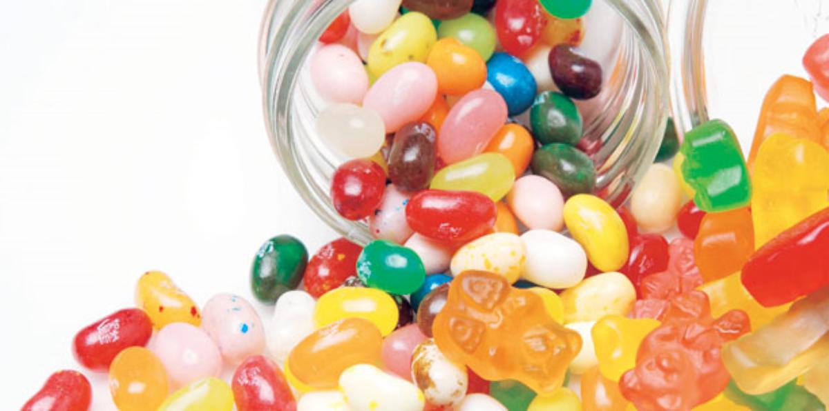 68ecea0f3903 Impactante vídeo muestra cómo se hacen las gomitas dulces