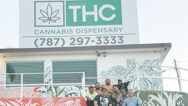 En The Health Clinic Cannabis Dispensary se realizó una preapertura para orientar los pacientes. (SUMINISTRADA)