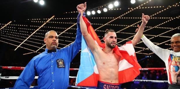 Pedraza, un excampeón súper pluma de la Federación Internacional de Boxeo, regresó de un descanso de 14 meses el 17 de marzo para anotarse una decisión vía en ocho asaltos sobre José Luis Rodríguez. (Suministrada)