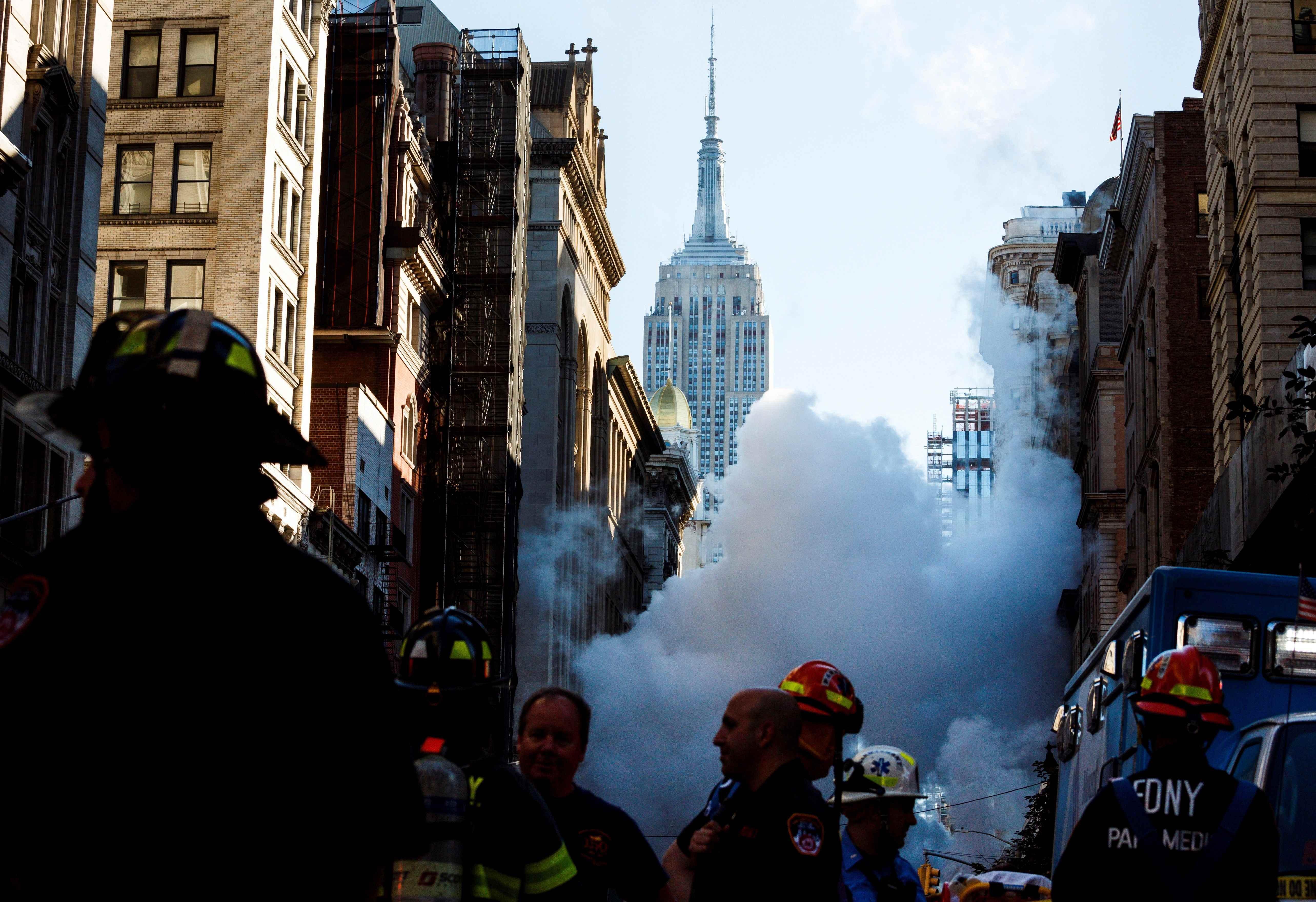 Explosión en Manhattan activa servicios emergencias de Nueva York