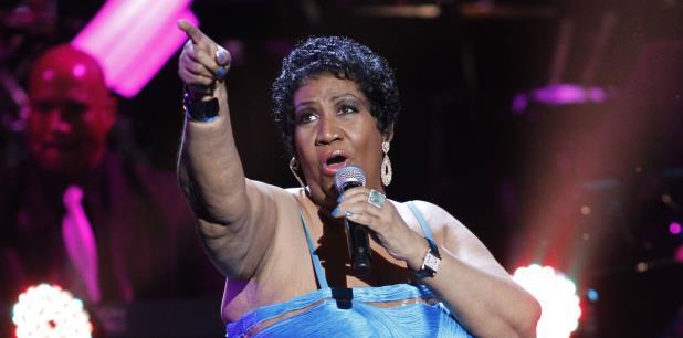 "Aretha Franklin cantó con estilo inigualable en clásicos como ""Think"", ""I Say a Little Prayer"" y su canción emblemática, ""Respect"". (AP / Jose Luis Magana)"