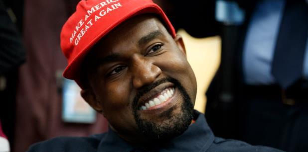 West y su esposa, la estrella de reality show Kim Kardashian West, estuvieron de vacaciones en un parque nacional de Uganda. (AP)