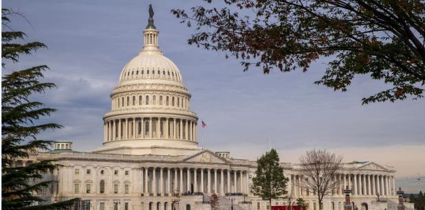 Las dos partes deben acordar un proyecto de ley de financiación federal para evitar el cierre parcial del gobierno a partir del 7 de diciembre. (AP)