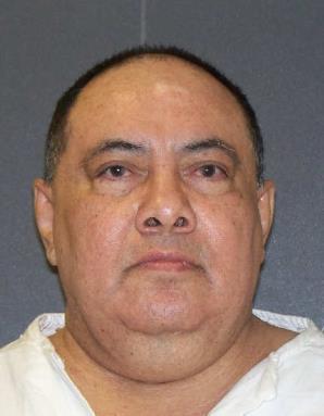 Roberto Moreno Ramos fue declarado muerto a las 9:36 p.m. (Departamento de Justicia Penal de Texas vía AP)