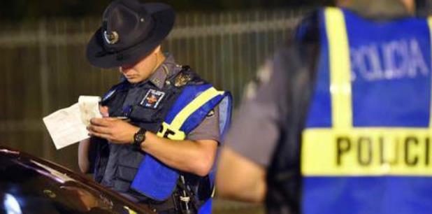 La Policía exhortó a los conductores a mantener vigente su documentación. (archivo)