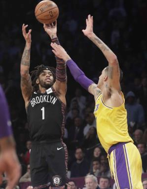 D'Angelo Russell (AP)