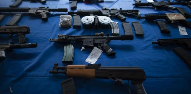 Los resultados del operativo fueron informados en una conferencia de prensa en la Comandancia de Bayamón. (xavier.araujo@gfrmedia.com)