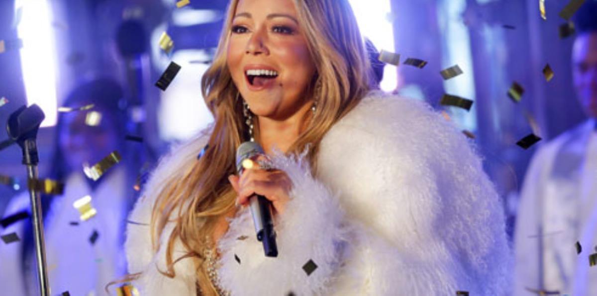 Canción navide&#2... Mariah Carey Streaming Record