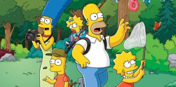 Los Simpsons ya van por 30 temporadas. (Archivo)