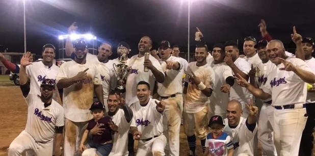 Los Múcaros detuvieron una racha de tres campeonatos seguidos de los Mets de Guaynabo. (Suministrada)