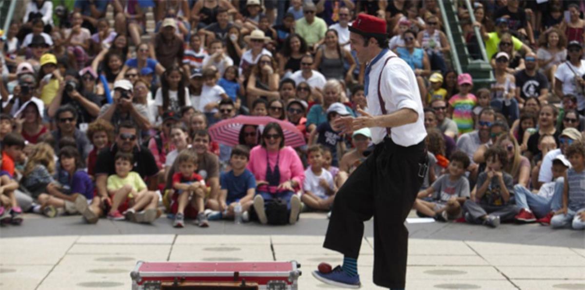 Regresa el Circo Fest a Viejo San Juan en su 6ta edición