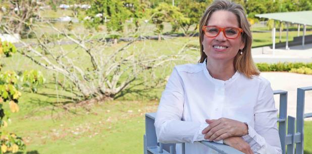 Carmen Yulín Cruz Soto hablará hoy desde el Jardín Botánico y Cultural, William Miranda, Marín en Caguas. (Archivo)