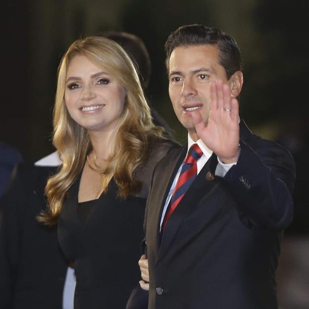 Cuando Enrique Peña Nieto dejó la presidencia el pasado 1 de diciembre de 2018, la separación de ambos se aceleró hasta que el pasado 8 de febrero Angélica Rivera oficializaba el fin del idilio. (Archivo)