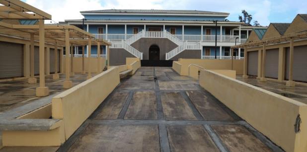 La Casona es una edificación que replica las antiguas casas de los hacendados. (teresa.canino@gfrmedia.com)