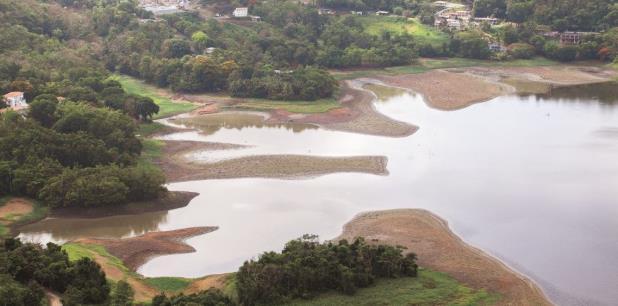 Según el Monitor de Sequía de Estados Unidos, en Puerto Rico, más del 86% de su área total continúa bajo condiciones anormalmente secas. (Archivo)