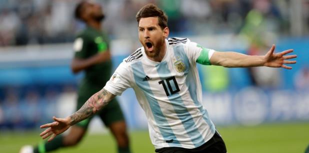 Messi no jugará ante Marruecos, por una dolencia inguinal. (Archivo)