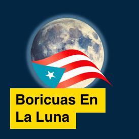 Boricuas en la Luna