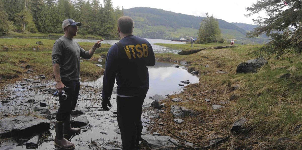 Segundo Accidente De Hidroavión En Alaska Esta Semana Deja
