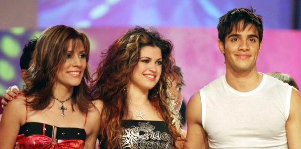 Los tres semifinalistas de la primera edición de Objetivo Fama fueron Sheila Romero, Janina Irizarry y Éktor Rivera. (Archivo)