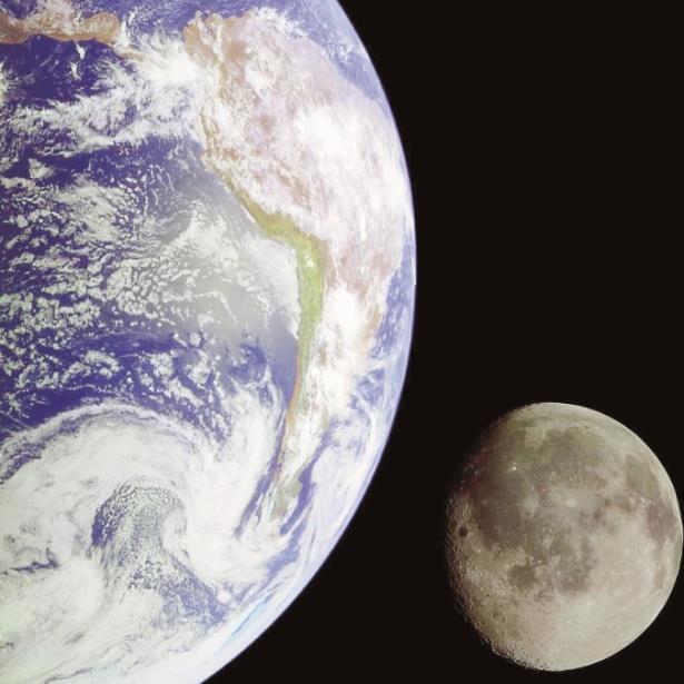 Con la elección de Donald Trump en noviembre de 2016, el entorno espacial presionó para retomar el plan de volver a la Luna. (Archivo)