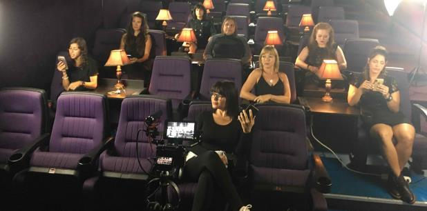 La filmación, edición y producción final del vídeo, que ya está en redes, se realizó el sábado. (Para Primera Hora / Edna Lee Figueroa)