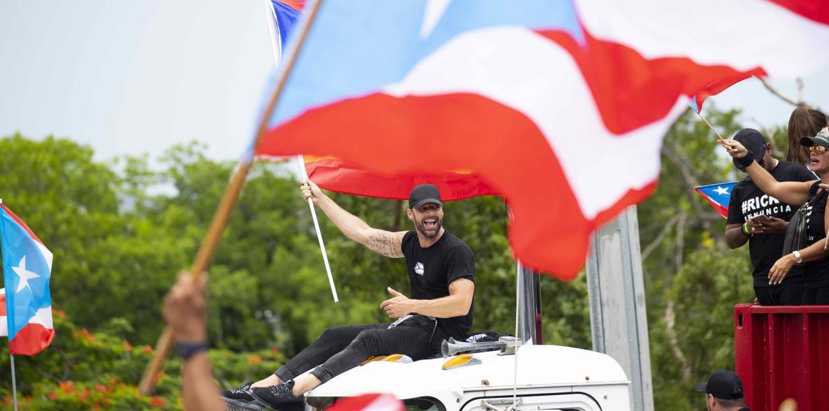 Ricky Martin llama a invertir este fin de semana en el Viejo San Juan