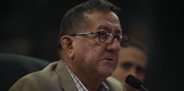 Roberto Pagan Centeno, alcalde de Lares. (Archivo)