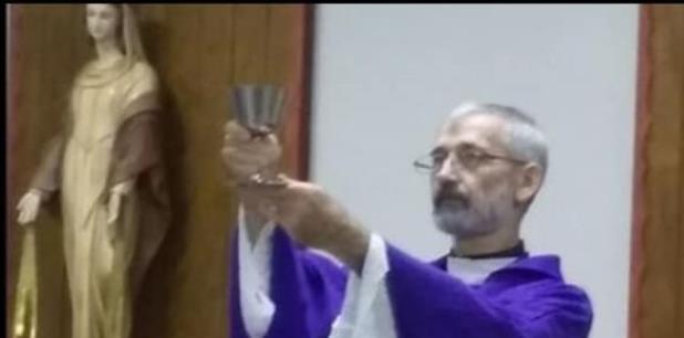 El sacerdote polaco quien pertenecía a la orden de los Padres Paules falleció el sábado, 17 de agosto. (archivo)