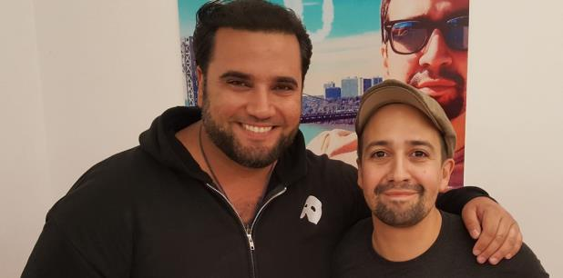Ariel Orama López, quien compartió recientemente con Lin-Manuel Miranda, ha logrado con esta producción 34 premios por todo el mundo. (Suministrada)