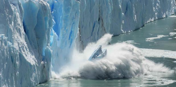 Expertos achacan el cambio a una reacción más fuerte sobre el clima del aumento de gases invernaderos de lo que mostraba el estudio anterior. (Archivo)
