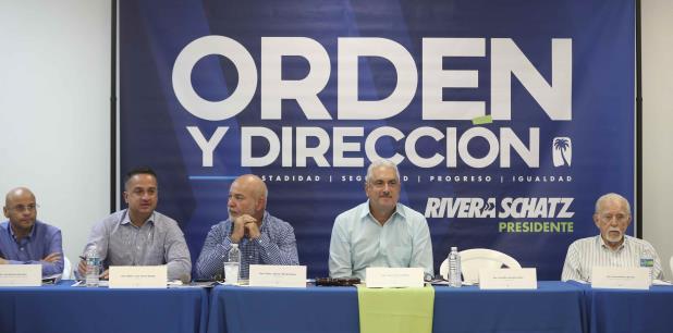 En el cónclave también se discutió la reorganización del PNP de cara a las elecciones generales del 2020. (vanessa.serra@gfrmedia.com)