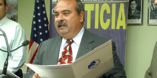 """""""(Miguel Colón) trae esas credenciales y gran experiencia"""", dijo el portavoz del FEI, Luis de la Cruz. (archivo)"""