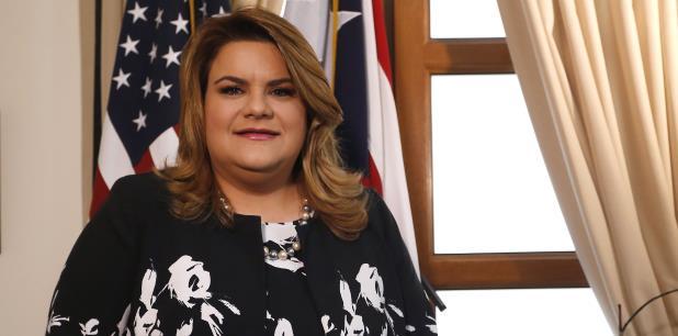 """""""Yo no estoy pensando en candidaturas en este momento. Yo estoy tan enfocada en lo que estoy haciendo en la Capital federal... """", dijo González. (EFE)"""