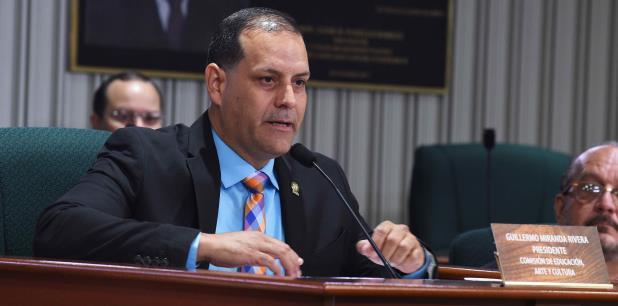 Guillermo Miranda Rivera (Archivo)