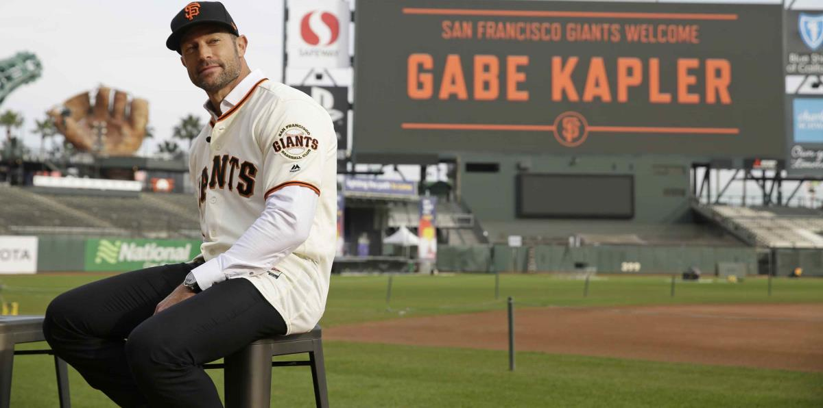 Los Gigantes de San Francisco presentan a su nuevo dirigente - Primera Hora