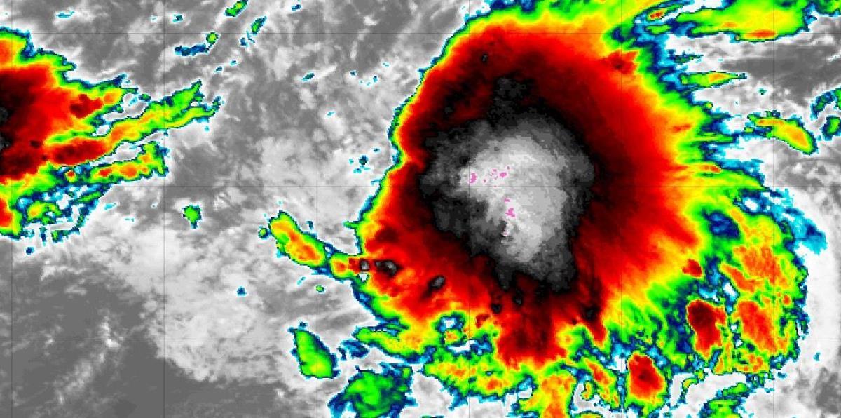 Se forma la tormenta tropical Raymond en el Pacífico - Primera Hora