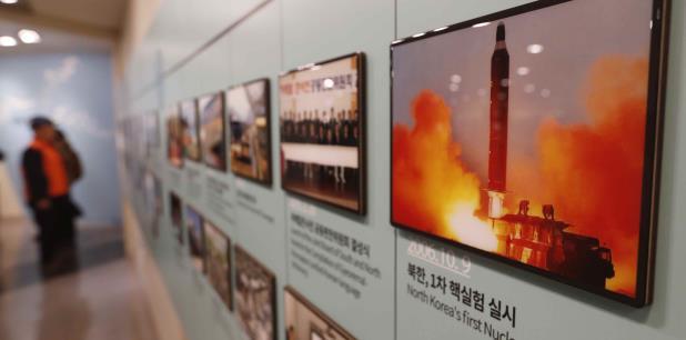 Se especula que los misiles balísticos podrían alcanzar territorio continental estadounidense. (AP / Ahn Young-joon)