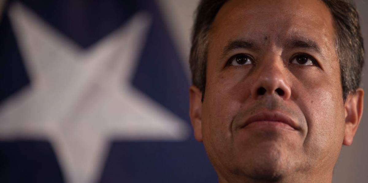 Miguel Romero oficializa su candidatura a la alcaldía de San Juan