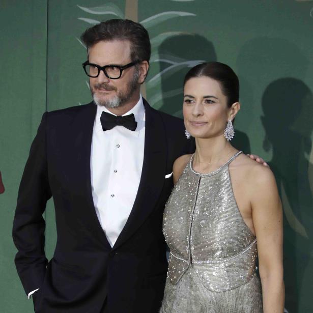 """Firth ganó el Oscar al mejor actor y un Globo de Oro en 2011 por interpretar al monarca británico tartamudo Jorge VI en """"The King's Speech"""". (AP)"""
