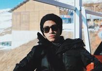 Príncipe Mateen de Brunéi. (Instagram)