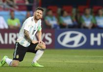 Lionel Messi se despide del Mundial de Rusia trae caer 4-3 ante Francia. (AP)
