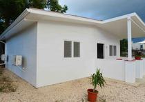 Casa en PVC resistentes a huracanes y terremotos (LUIS.ALCALADELOLMO@GFRMEDIA.COM)