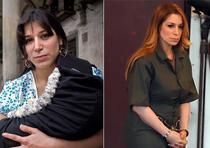A la izquierda, foto tomada en el 2008. A la derecha, 2018. (Archivo)