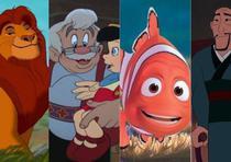 Estos son los papás más representativos de las películas de Disney. (GDA)