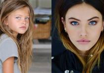 """Thylane Blondeau fue considerada """"la niña más bella del mundo"""" tras participar, a los 4 años de edad, en una pasarela de Jean-Paul Gaultier. Actualmente, tiene 18 años. (Instagram / GDA)"""